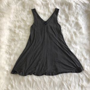 American Eagle Soft & Sexy striped tank top dress